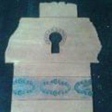Antigüedades: CERAMICA ARTISTICA DE 35X23 CM-FIRMADA COM RV-1. Lote 72262271