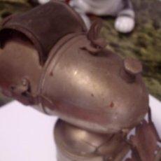 Antiquitäten - ~~~~ ANTIGUA LAMPARA O FAROL DE CARBURO, MARCA TROQUELADA - ROSAC -~~~~ - 72271511
