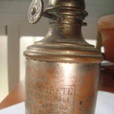 Antigüedades: LAMPARA TIPO PIGEON ORIGINAL. Lote 72304343