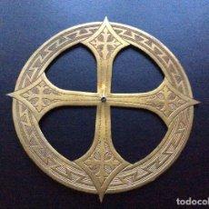 Antigüedades: ANTIGUA CORONA PARA IMAGEN RELIGIOSA OLOT. Lote 72313019