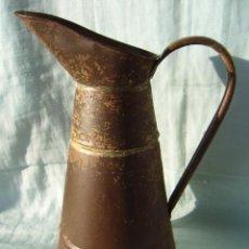 Antigüedades: JARRA CHAPA PARA LAVABO. Lote 72326551