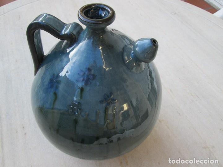 CANTARO CON MARCAJE = VILA CLARA =LA BISBAL (Antigüedades - Porcelanas y Cerámicas - La Bisbal)