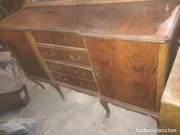 antiguo mueble de comedor / buffet / aparador d - Comprar Aparadores ...