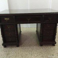 Antigüedades: MESA DE DESPACHO. Lote 72442343