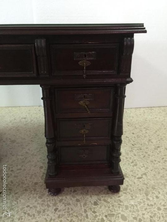 Antigüedades: Mesa De Despacho, 6000-959 - Foto 29 - 72442343