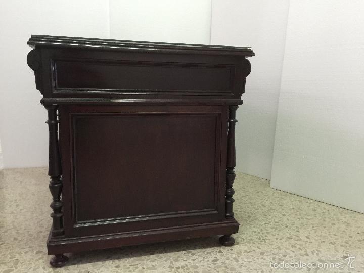 Antigüedades: Mesa De Despacho - Foto 10 - 72442343