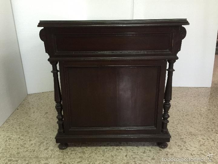 Antigüedades: Mesa De Despacho - Foto 11 - 72442343