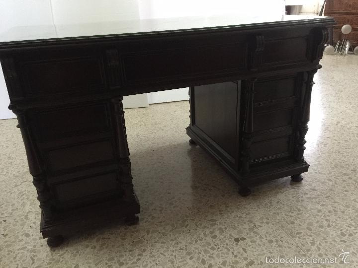 Antigüedades: Mesa De Despacho, 6000-959 - Foto 33 - 72442343