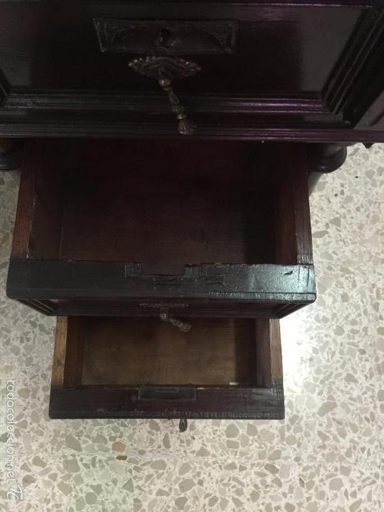 Antigüedades: Mesa De Despacho - Foto 19 - 72442343