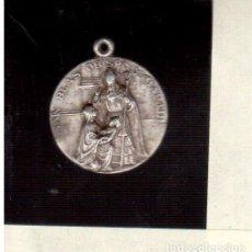 Antigüedades: MEDALLA SAN BLAS OBISPO Y MARTIR LA QUE VES N,UMERO . Lote 72492631