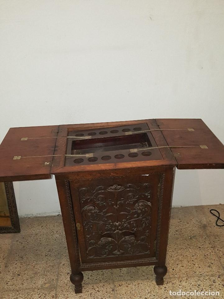 Antigüedades: MUEBLE BAR - Foto 9 - 72632339