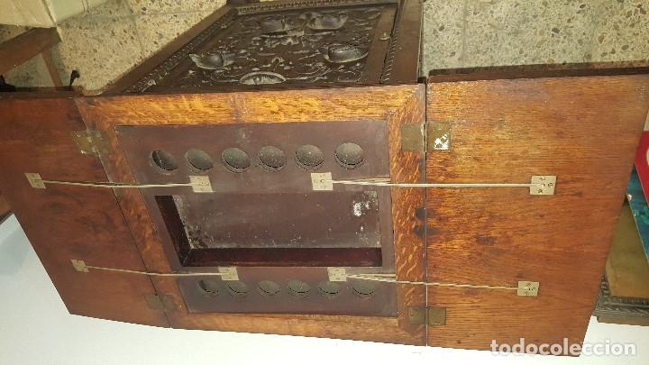 Antigüedades: MUEBLE BAR - Foto 11 - 72632339