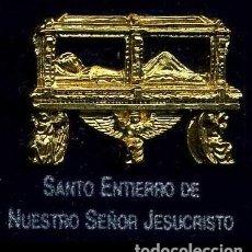 Antigüedades: CRISTO ORO PASO DE MISTERIO DE LA SEMANA SANTA DE JEREZ(SANTO ENTIERRO DE NUESTRO SEÑOR JESUCRI)Nº20. Lote 72640387