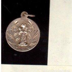 Antigüedades: MEDALLA DE PLATA LA QUE VES . Lote 72643155