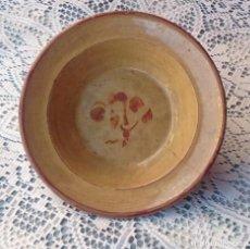 Antigüedades: PLATO DE CERAMICA CATALAN. Lote 72710371