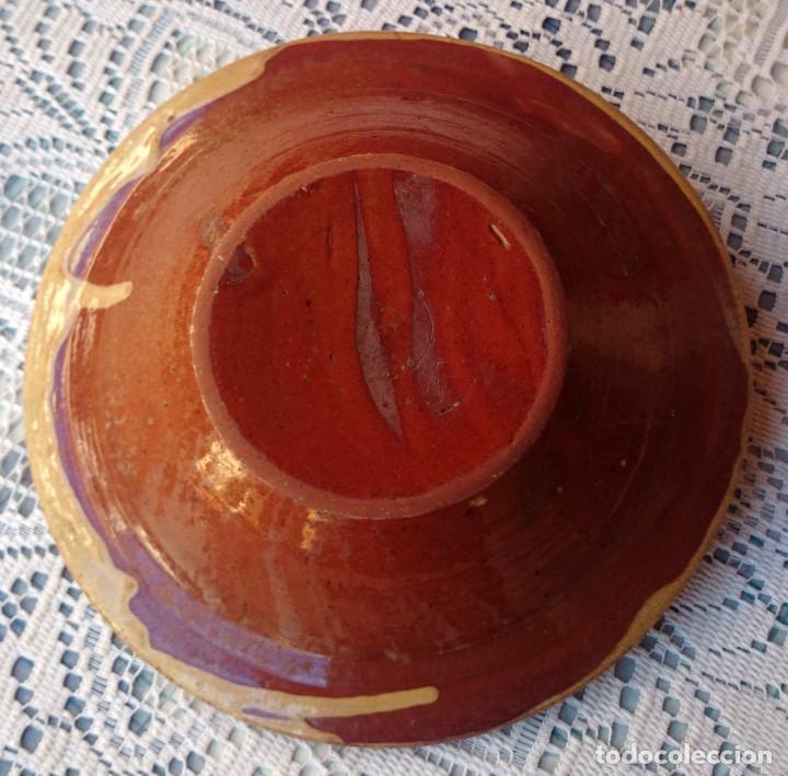 Antigüedades: PLATO DE CERAMICA CATALAN - Foto 2 - 72710775