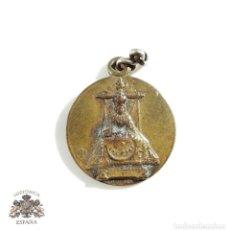 Antigüedades: ANTIGUA MEDALLA VIRGEN DEL ROCIO. Lote 72715279