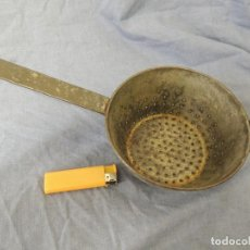 Antigüedades: ANTIGUO COLADOR. Lote 72768971