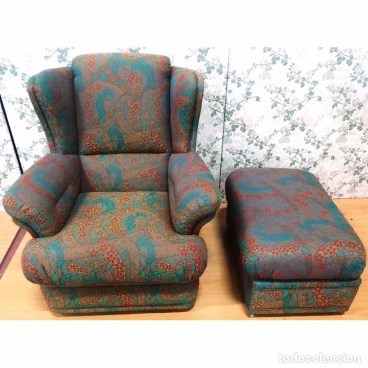 Tapizar sillon orejero precio tapizar sill n orejero m for Tapizar sillon relax precio