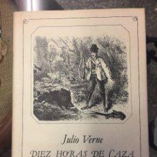 Antigüedades: LIBRO DE CAZA. DIEZ HORAS DE CAZA. Lote 72789455