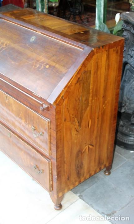 Antigüedades: CANTERANO MALLORQUÍN REDUCIDO. MADERA DE NOGAL. SIGLO XVIII. - Foto 7 - 72843579