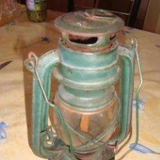 Antigüedades: LAMPARA DE PETROLEO ANTIGUA. Lote 72863219