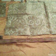 Antigüedades: PIEZAS EN ROPA PARA ORNAMENTOS. Lote 72953510