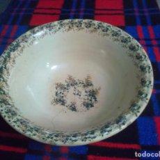 Antigüedades: PRECIOSO LEBRILLO ANTIGUO. Lote 73032531