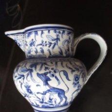 Antigüedades: JARRA DE LOZA DE CONIMBRIGA. Lote 73037851