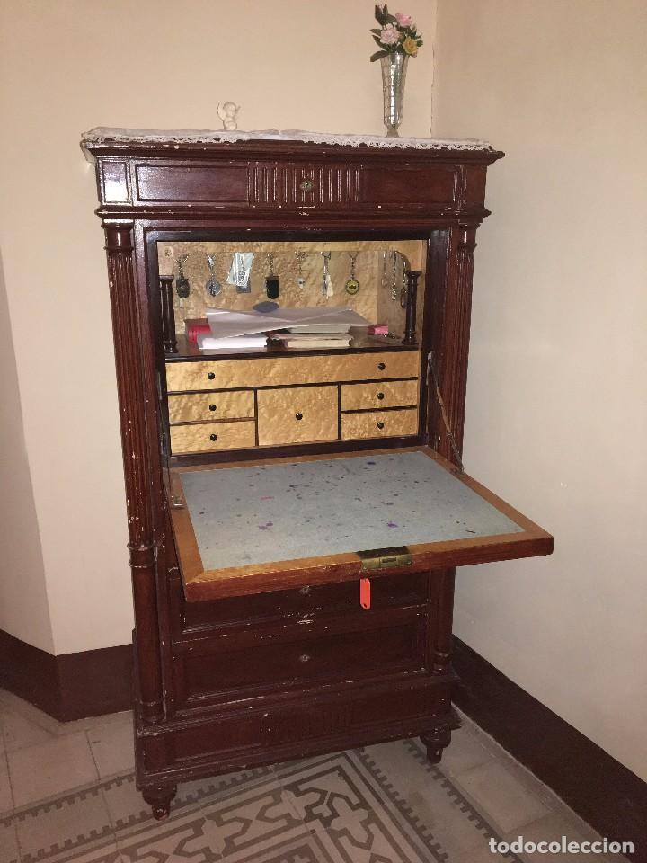 Mueble escritorio alfonsino comprar escritorios antiguos - Mueble escritorio ...