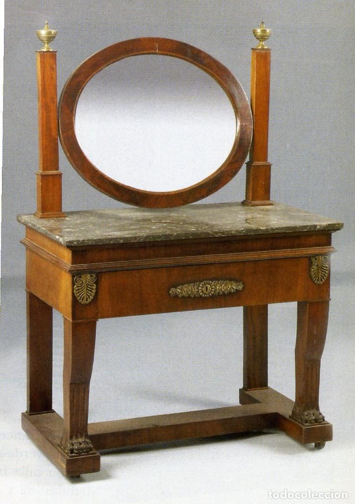 Tocador siglo xix francia comprar muebles auxiliares for Muebles franceses