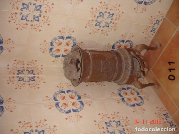 Antigüedades: Estufa de forja - Foto 2 - 73304915