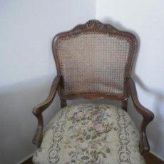 Antigüedades: PAREJA DE SILLONES. Lote 73366947
