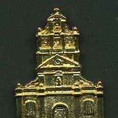 Antigüedades: MEDALLA INSIGNIA ORO IGLESIA PARROQUIA DE LA INMACULDA CONCEPCION EN LA LINIA CADIZ - Nº10. Lote 73474799