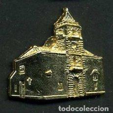 Antigüedades: MEDALLA INSIGNIA ORO - PARROQUIA NUESTRA SEÑORA INHIESTA - PATERNA CADIZ - Nº23. Lote 73482423