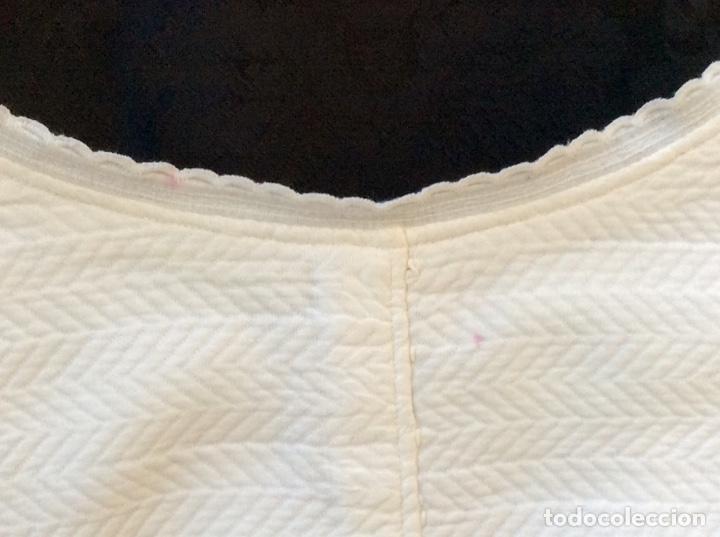 antigua chaqueta de paño y algodón con bordados - Comprar Moda ...