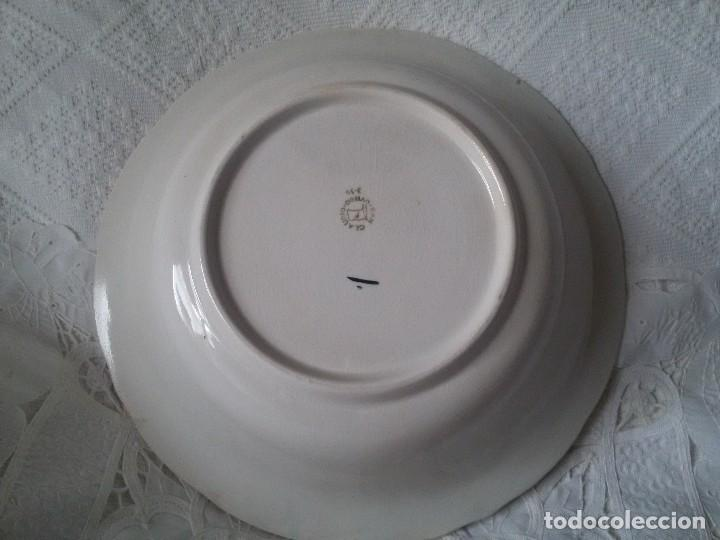 Antigüedades: GRAN FUENTE HONDA-CERÁMICA SAN CLAUDIO - Foto 5 - 73519043