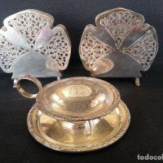 Antigüedades: COMPLEMENTOS DE SERVICIO DE TE -. Lote 73539855