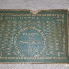 Antigüedades: PUNTO DE MARCA - II SERIE - BIBLIOTECA D.M.C. Lote 73582139
