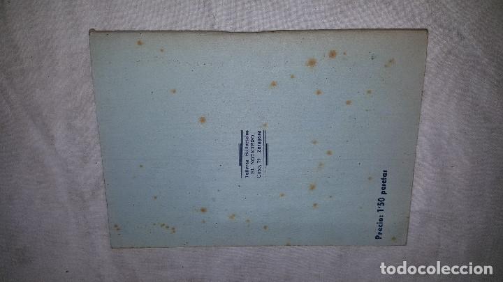 Antigüedades: MUSEO DE TAPICES DEL CABILDO METROPOLITANO - ZARAGOZA - 1940 - Foto 2 - 73590023