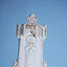 Antigüedades: BENDITERA EN PORCELANA DE 17 CM. Lote 73596747