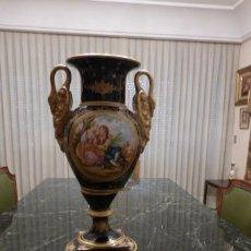 Antigüedades: JARRÓN DE MANISES. Lote 73642411