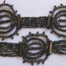 Antigüedades: ANTIGUA PIEZA DE AZABACHE S. XIX . Lote 73652623