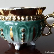 Antigüedades: TAZA DE COLECCIÓN SIGLO XVIII. FRANCIA. Lote 209597273