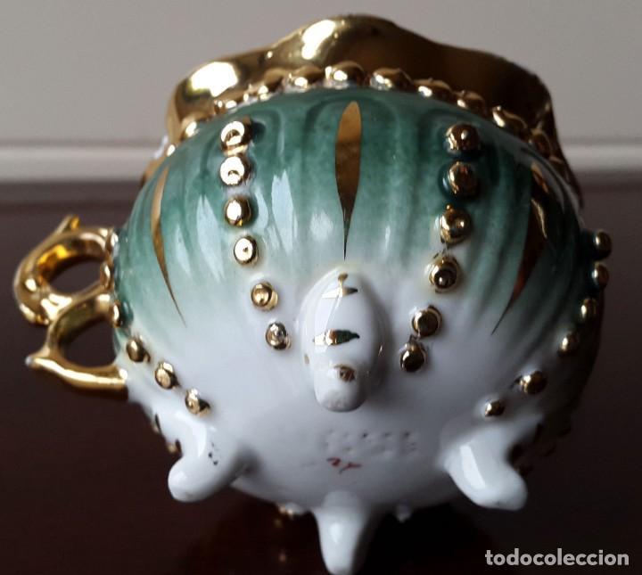 Antigüedades: TAZA DE COLECCIÓN SIGLO XVIII. Francia - Foto 2 - 73684035