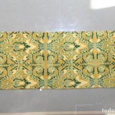 Antigüedades: ALFOMBRA ESPAÑOLA. MEDIDAS: 1,10 X 2,90 M. Lote 73688875