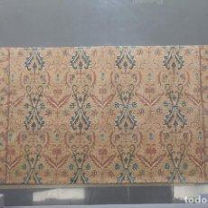 Antigüedades: ALFOMBRA ESPAÑOLA ANUDADA MANO. MEDIDA: 1,80 X 3,25 (FRAGMENTO). Lote 73691383