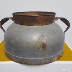 Antigüedades: CÁNTARO DE ORDEÑO.. Lote 73692491