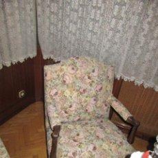 Antigüedades: BUTACAS ANTIGUAS, CUATRO . Lote 73824727