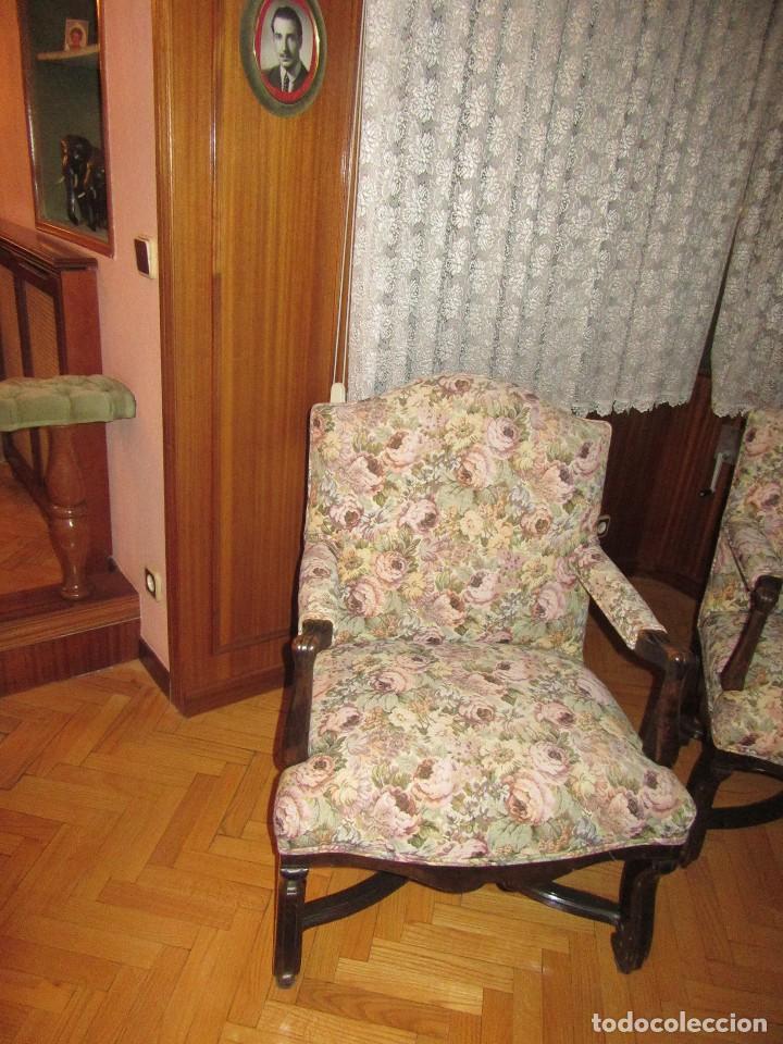 Antigüedades: BUTACAS ANTIGUAS, CUATRO - Foto 2 - 73824727